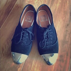 DV by Dolce Vita Shoes - Perforated Oxford