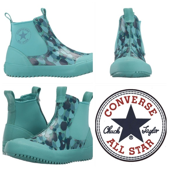 5003643a2215df 🆕Chuck Taylor All Star Chels Boot Water Repellent