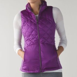 Lululemon Down For A Run Vest. Price firm.
