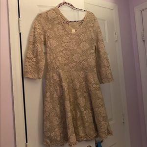 Nick & Mo Dresses & Skirts - NWOT Lovely Vintage Looking Spring Dress