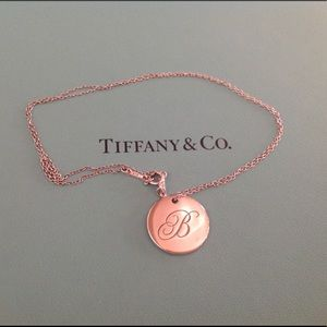 Tiffany & Co. Jewelry - Tiffany & Co. Notes Pendant Necklace