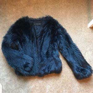 Faux Fur Zara Coat