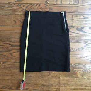 Pencey Dresses & Skirts - Black rayon / poly/ spandex skirt