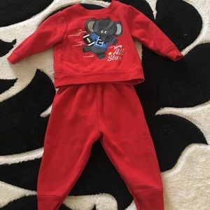 Other - Football 6-9 months football outfit