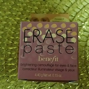 Benefit Other - Benefit Erase paste brightener for eyes and face