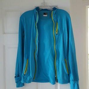 Icebreaker Tops - Merino wool zip hoodie.