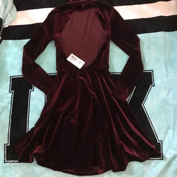 ea3d8a2f9d American Apparel Dresses | Velvet Violette Skater Dress | Poshmark