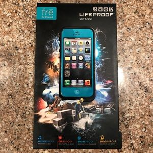LifeProof Accessories - Lifeproof fre case iPhone 5, iPhone 5s, iPhone SE