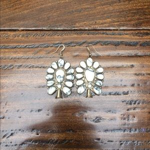 Spell & The Gypsy Collective Jewelry - Squash Blossom Earrings