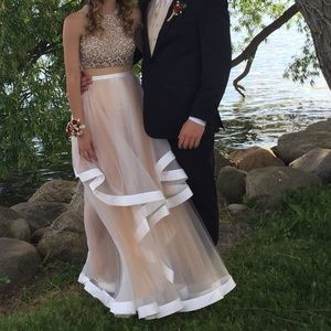 Terani Couture Dresses & Skirts - Two piece gorgeous prom dress!!