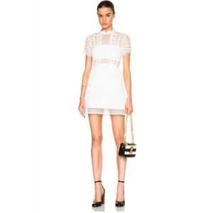 Self Portrait Dresses & Skirts - White lace dress