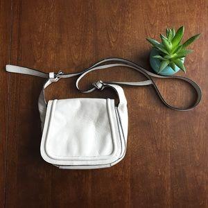 Handbags - Zara basic leather crossbody