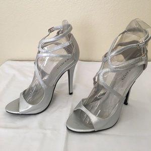 venus Shoes - Venus brand new strappy heels size 8
