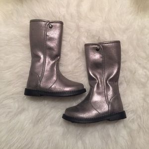 Tucker + Tate Other - New Toddler boots. Toddler metallic boots. boots