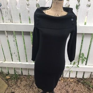 Say What? Dresses & Skirts - {Say What Sweater Dress}