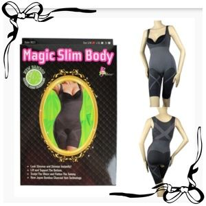 Other - ❤️Slimming Bamboo Bodysuit❤️NIB
