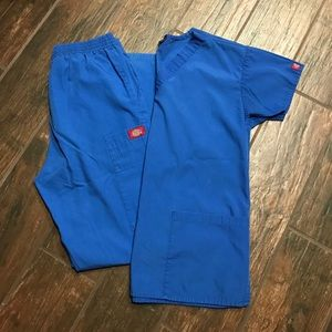 Dickies Other - EUC DICKIES SCRUB OUTFIT XS