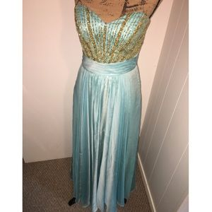 La Femme Dresses & Skirts - Princess Jasmine inspired dress