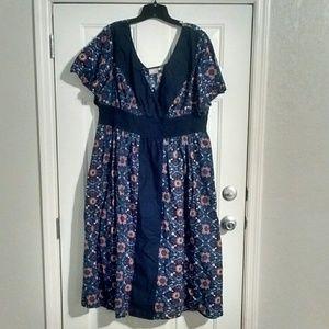 eshakti Dresses & Skirts - eShakti Dress with Pockets!!