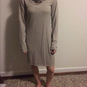 Lole Dresses & Skirts - REDUCED Lole funnelneck sweater dress