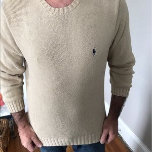 Polo by Ralph Lauren Other - Polo tan color sweater