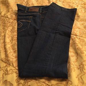 "Silver Jeans Denim - Silver Jeans ""Suki"" Straight."