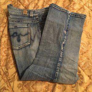 Guess Denim - Guess Jeans Crop.