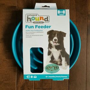 Other - Slow Feeder Dog Bowl