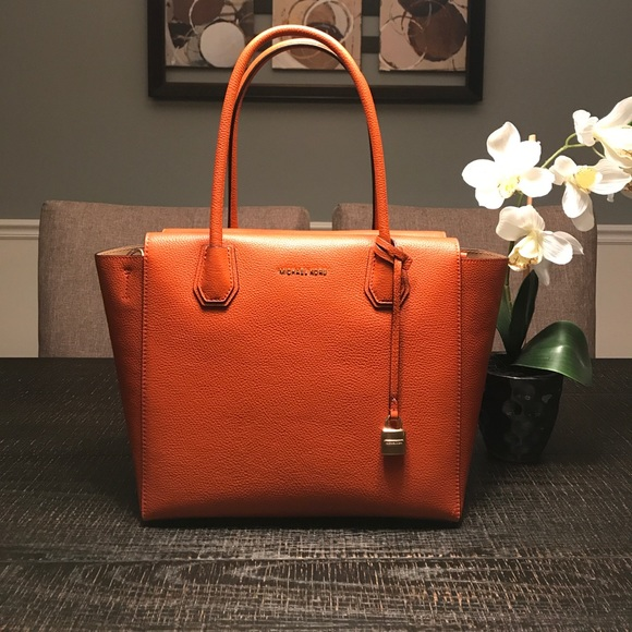 f2b341218 Michael Kors Bags | Studio Mercer Large Satchel | Poshmark