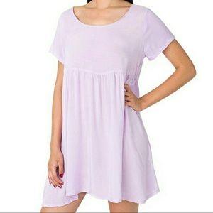 American Apparel Babydoll Dress