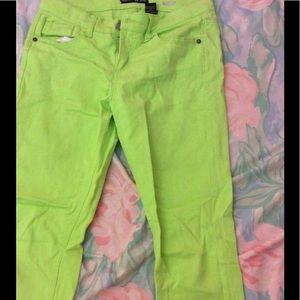 Imperial Star Other - Imperial Star green jeans