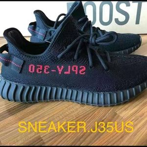 Yeezy Boost 350 V2 Bred Size 10 & 10.5 CP9652