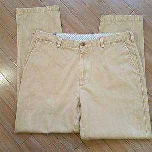 Johnston & Murphy Other - Men's denim pants, camel/tan