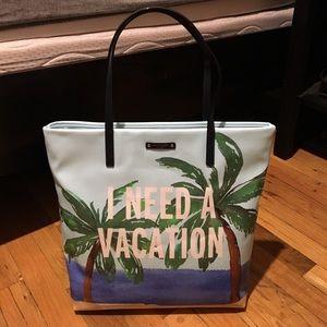 kate spade Handbags - Kate Spade I need a Vacation Bon Shopper