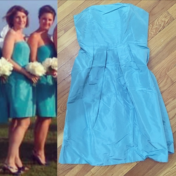 J Crew Bridesmaid Dress Too Small 3