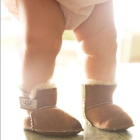 Nwot Ugg Australiaerin Baby Bootie