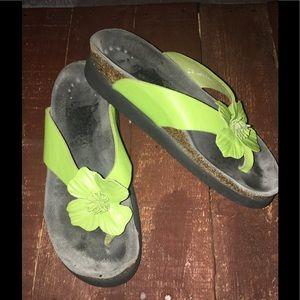 Mephisto Shoes - Mephisto flower sandal 35