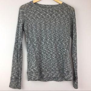 Marmot Tops - Marmot Gray Long Sleeve Athletic Casual Top
