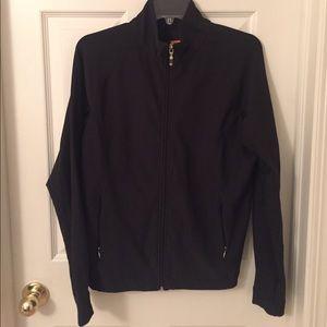 Lucy Jackets & Blazers - Black Lucy workout jacket