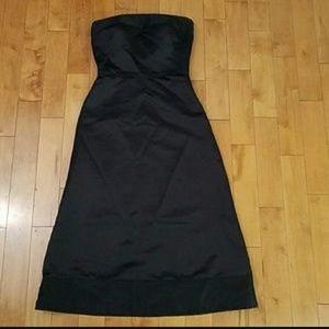 Bill Levkoff Dresses & Skirts - Black strapless dress
