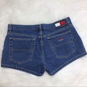 Tommy Hilfiger Pants - Vintage Tommy Hilfiger Denim Jean Shorts