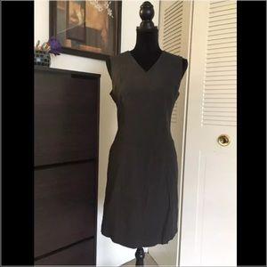 Gap elegant gray dress size 6