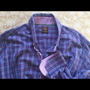 Tailorbyrd Other - Tailorbyrd Men's shirt, Size 3XL Tall