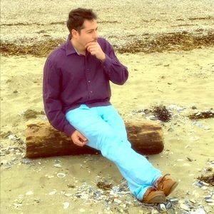 James Campbell Other - Men's Button Down Shirt