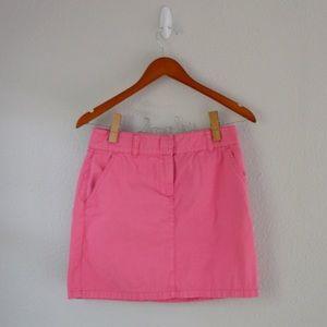 J. Crew Factory Dresses & Skirts - J. Crew Pink Skirt