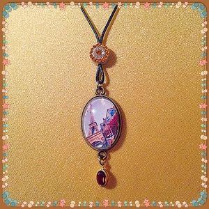 boutique Jewelry - 30% OFF BUNDLES💕Handmade Paris Theme Necklace💕