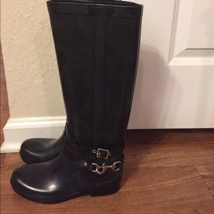 Coach Shoes - Coach rain boots!