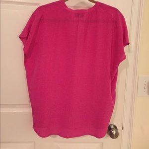 WANT Les Essentiels Tops - SALE! Worn once. Essential Antwerp silk pink shirt