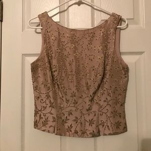 JS Collections Tops - JS Collections Beaded Top