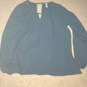 Xhilaration blouse Large